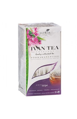 copy of ESTVITA Ivan tea with hawthorn, 20 x 1.5 g