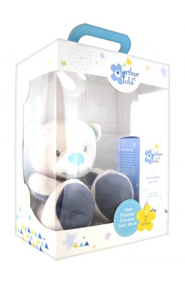 Bébisol Arthur & Lola Fragrance water box 50 ml + 1 plush