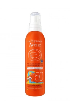 Avène Sun SPF 50 Kids Sun Spray 200 ml