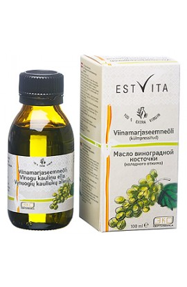 ESTVITA Grape Seed Oil 100ml