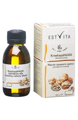 ESTVITA Walnut oil 100 ml