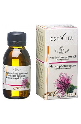 ESTVITA Butter of milk thistle 100ml