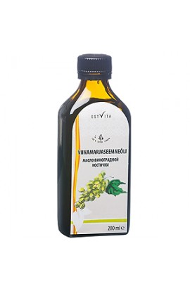 ESTVITA Grape Seed Oil 200ml