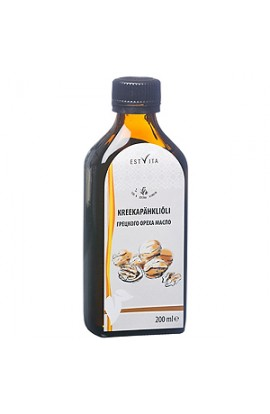 ESTVITA Walnut oil 200 ml