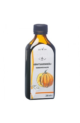 ESTVITA Pumpkin oil 200ml