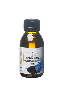 ESTVITA Black cumin seed oil 100ml