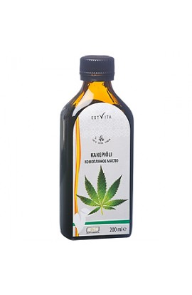 ESTVITA Hemp oil 200ml