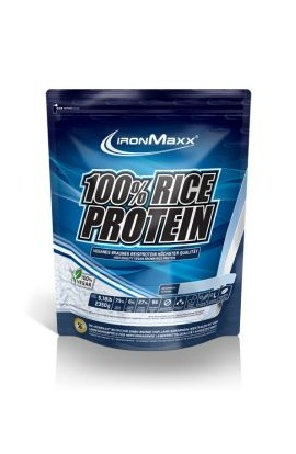 IronMaxx 100% RICE WHEAT - BAG 2350 D. DARK CHOCOLATE OF ECUADORA