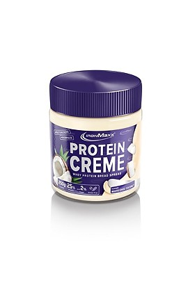 IronMaxx PROTEIN CREAM - WHITE COCONUT POC 250 g