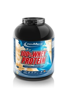 IronMaxx 100% SERUM PROTEIN 2350 G. Apple with cinnamon