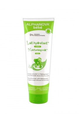 Alphanova Baby Organic Massage Oil 100% Natural 100 ml