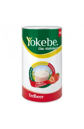 Yokebe Strawberry Powder (500 g)