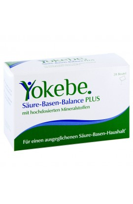 Yokebe Plus Acid Base Balance Pouch (28 pcs)