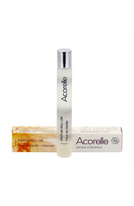 ACORELLE, PERFUME WATER FLOWERS VANILLA (roll-on), 10 ML