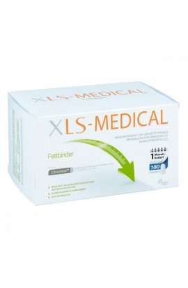 Xls Medical Fat Binder Tablets Monthly Pack (180 pcs)