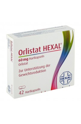 Orlistat HEXAL 60mg (42 pcs)
