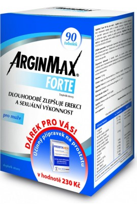 Simply You Pharmaceuticals ArginMax Forte for Men 90 Capsules