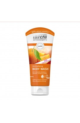 LAVERA, SHOWER GEL ORANGE AND SEA BUCKTHORN, BODY SPA, 200 ML