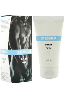 Cobeco Stimul8 Delay Gel 50 ml