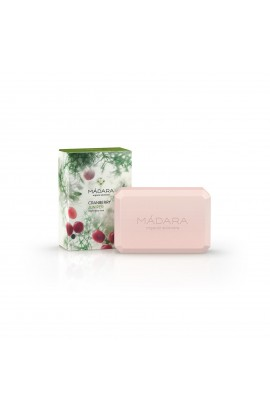 MÁDARA, BODY SOAP CRANBERRY & JUNIPER, 150 G