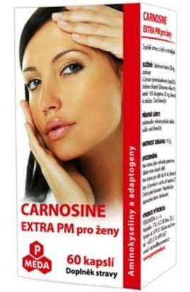 Purus Meda Carnosine Extra PM for women cps. 60