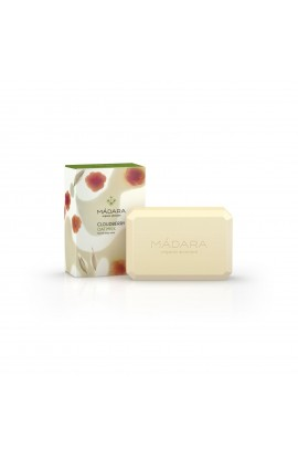 MÁDARA, BODY SOAP CLOUDBERRY & OAT MILK, 150 G