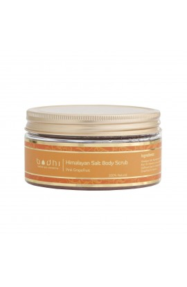 BODHI, BODY SCRUB HIMALÁJSKÁ SALT AND GRAPEFRUIT, 250 ML