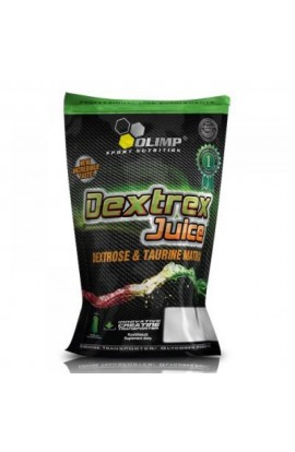 Detrex Juice, ion drink, 1000 g, Olimp - Lemon