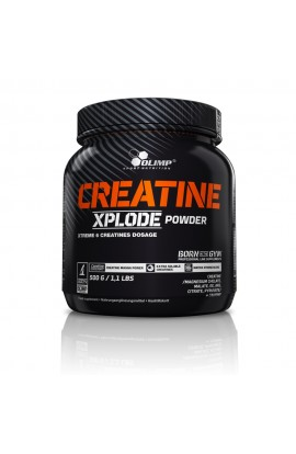 OLIMP Creatine Xplode Creatine 500 g, Orange
