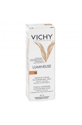 Vichy Lumineuse Mate Peche Normal / Combination Skin Cream (30 ml)
