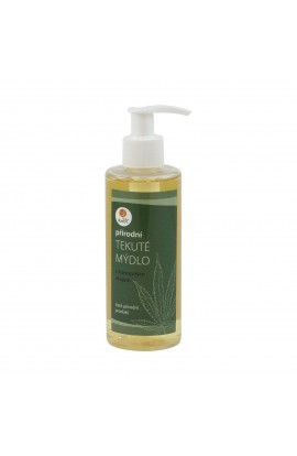 LIBEBIT, LIQUID SOAP WITH HEMP OIL, 200 ML
