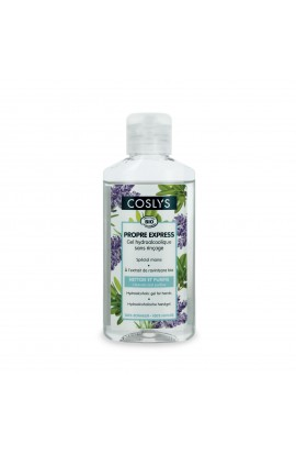 COSLYS, NO-CLEAN CLEANING HAND GEL LAVENDER, 100 ML