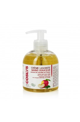 COSLYS, GENTLE WASHING HAND CREAM APPLE, 300 ML