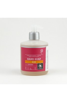 URTEKRAM, LIQUID HAND SOAP PINK, 380 ML