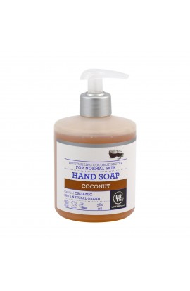 URTEKRAM, LIQUID HAND SOAP COCONUT, 380 ML