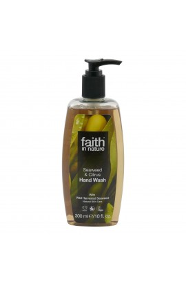 FAITH IN NATURE, LIQUID SOAP SEAWEED & CITRUS, 300 ML