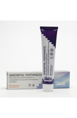 ARGITAL, TOOTHPASTE OMEOBITAL FOR HOMEOPATHIC REMEDIES, 75 ML