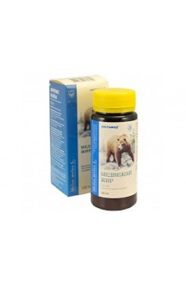 Sustamed Bear oil 100 ml