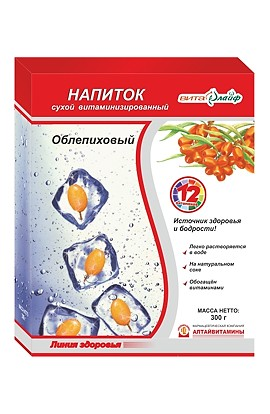 "Altay vitamins ""Vitalife"" sea-buckthorn drink 300 g"