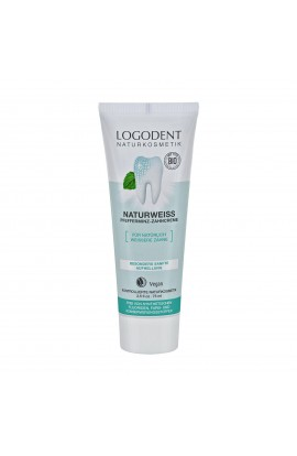 LOGONA, NATURAL WHITENING TOOTHPASTE, 75 ML
