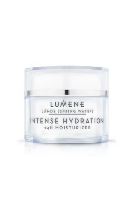 Lumene Lahde Intense Hydration 24h, Moisturizing Day Cream for the face, 50ml