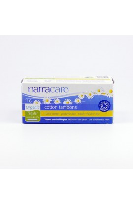 NATRACARE, REGULAR WITH APPLICATOR, 16 PIECE