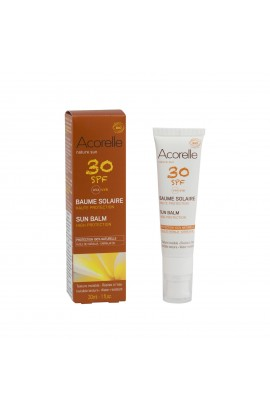 ACORELLE, TANNING BALM FOR THE FACE SPF 30, 30 ML