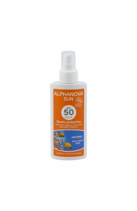 ALPHANOVA, SUNSCREEN SPRAY SPF 50, 125 G