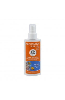 ALPHANOVA, SUNSCREEN SPRAY SPF 30, 125 G