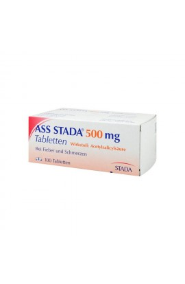 Stada, ASS 500mg Tabletten, (100 tab )