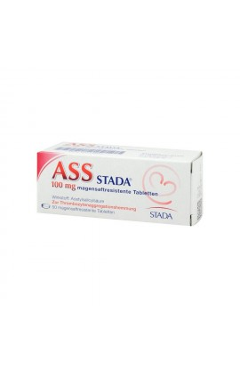 Stada, ASS 100mg, (50 tab )