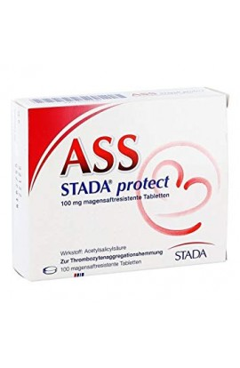 Stada, ASS 100mg, (100 tab )