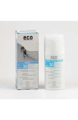 ECO COSMETICS, PROTECTIVE SUN MILK SPF 30, NEUTRAL, 100 ML