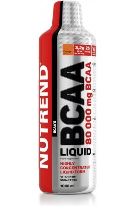 NUTREND, Amino BCAA Liquid, 1000 ml